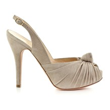 Πέδιλα Feng Shoe-Δέρμα Καστόρι