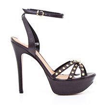 Πέδιλα Feng Shoe-Δέρμα Τελατίνι