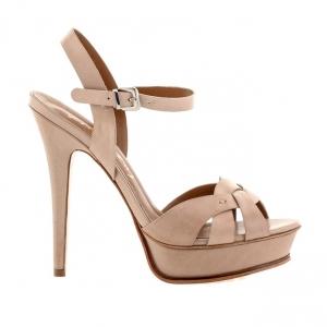 Πέδιλα Shoe Bizz-Δέρμα Νούμπουκ