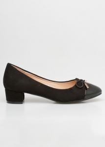 Renata Pump Shoe, Μαύρο