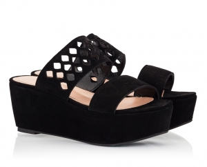 Robert Clergerie Futine Black