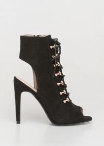 Taylor Shoe Boot, Μαύρο