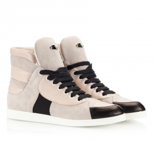 Vicini High Top Color-Block